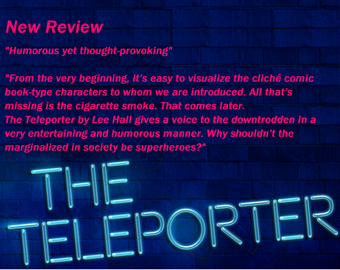 the teleporter new review april eleventh