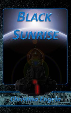 Quantum Series #1 - Black Sunrise 2019 - front