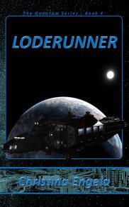 Quantum Series #4 - Loderunner 2019 - front