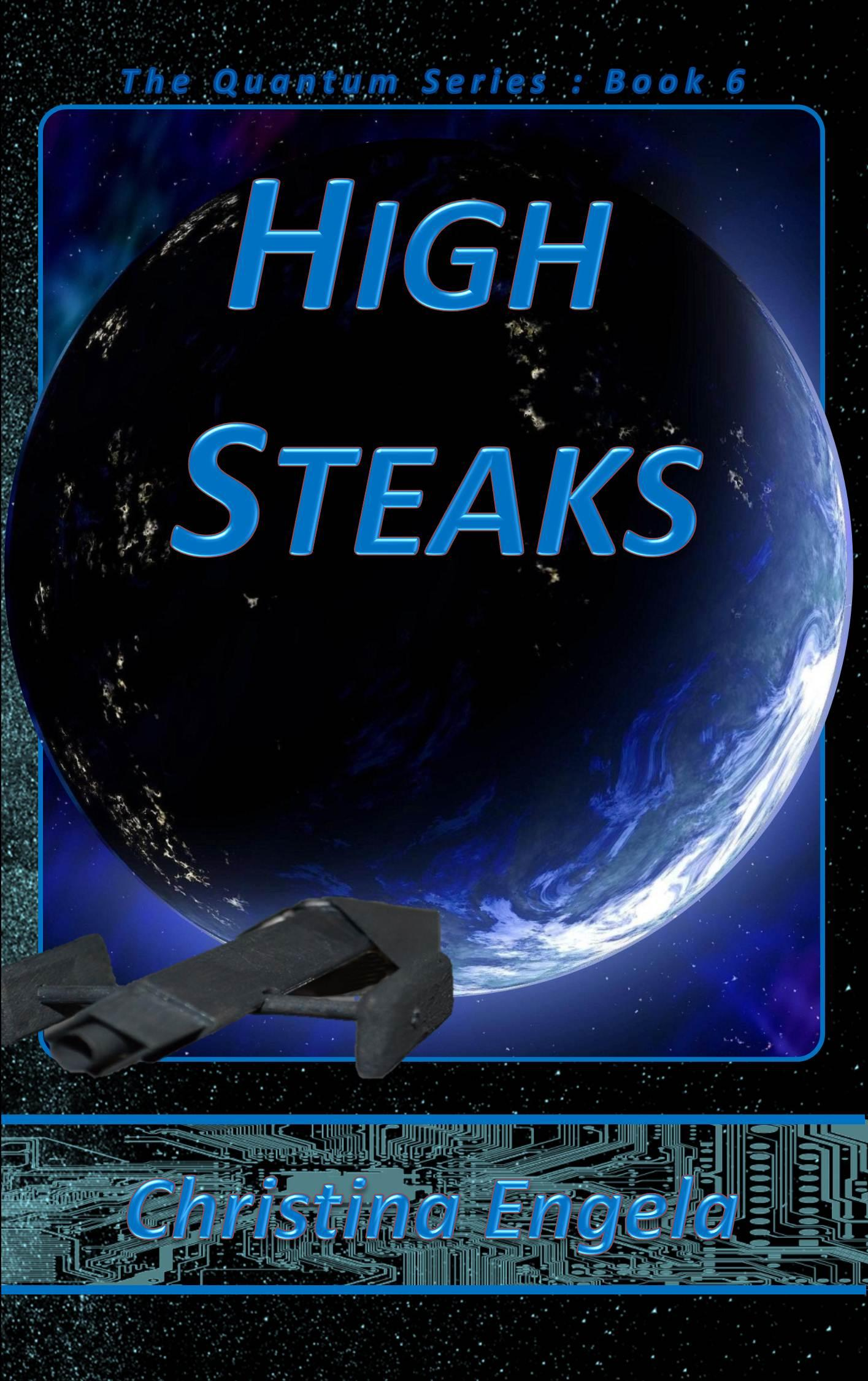 Quantum Series #6 - High Steaks 2019 - front